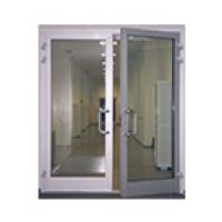 Антипороги для алюминиевых или металлических дверей